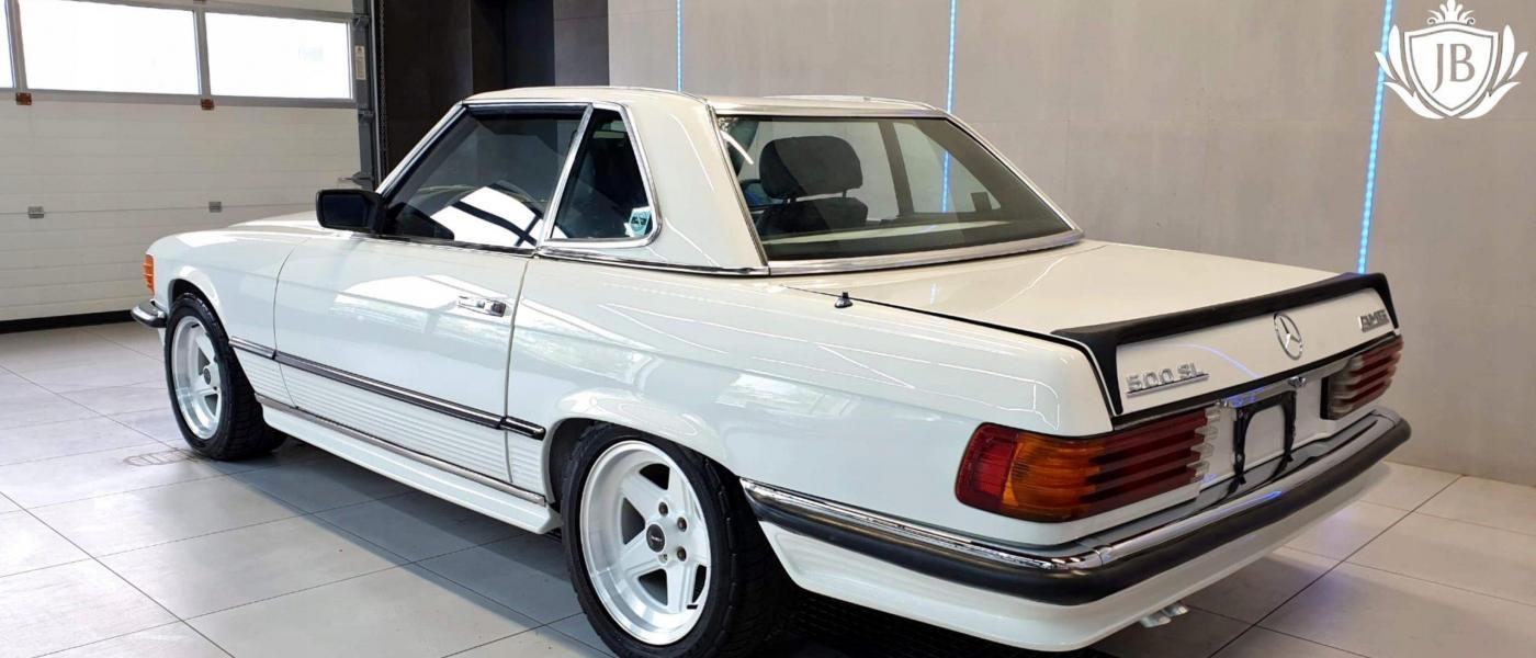 MERCEDES-BENZ SL (R107) 500SL AMG ORYGINAL