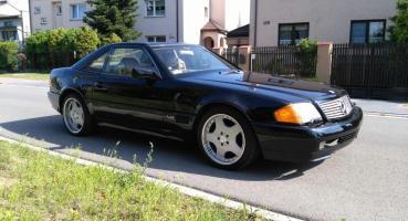 Mercedes 600SL R129