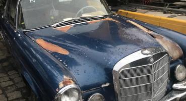 Mercedes 250SE Coupe W111 Do renowacji