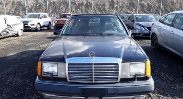 MERCEDES W124 300ce cabrio 1992