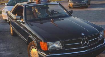 Mercedes SEC 560 1990