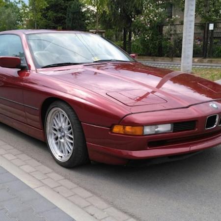 BMW 850 e31 Po renowacji_22