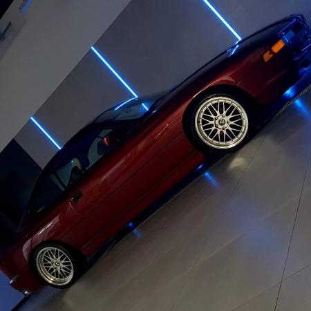 BMW 850 Bordowa - Sprzedana - www.car-classic.pl_3