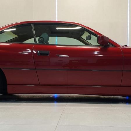 BMW 850 Bordowa - Sprzedana - www.car-classic.pl_4