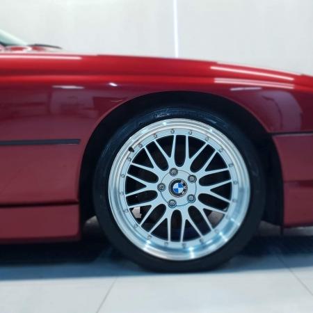BMW 850 Bordowa - Sprzedana - www.car-classic.pl_7