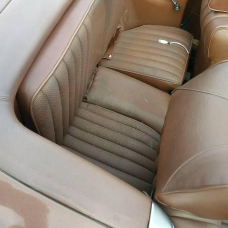 Mercedes 450SL R107 Do renowacji