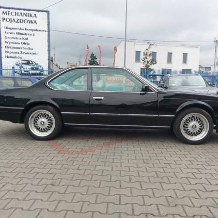 BMW M6 Czarna Sprzedana - www.car-classic.pl_7
