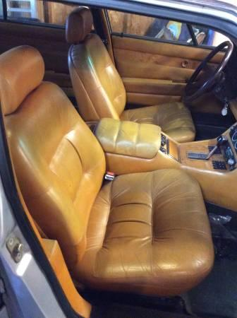 Maserati Quatroporte 1980