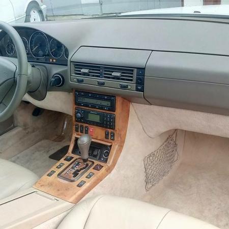 Mercedes SL500 AMG 2001 - Sprzedany - www.car-classic.pl_10