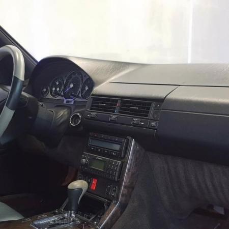 Mercedes SL500 SILVER ARROW R129