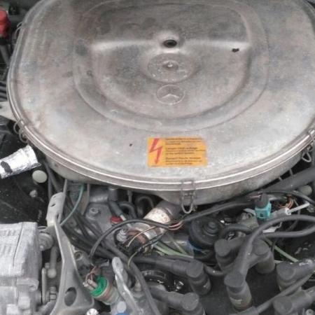 Mercedesl SL560 Beżowy - Sprzedany_17
