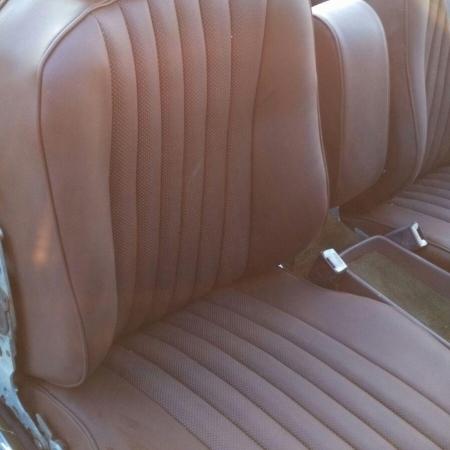 Mercedesl SL560 Beżowy - Sprzedany_5