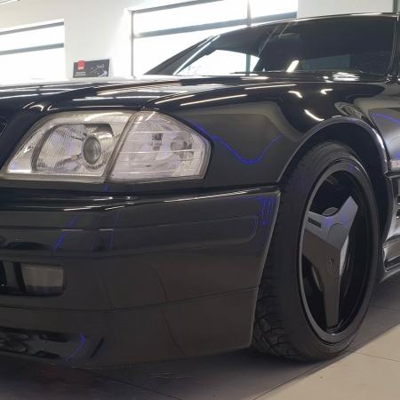 Mercedes 500SL Brabus pakiet Japonia_9