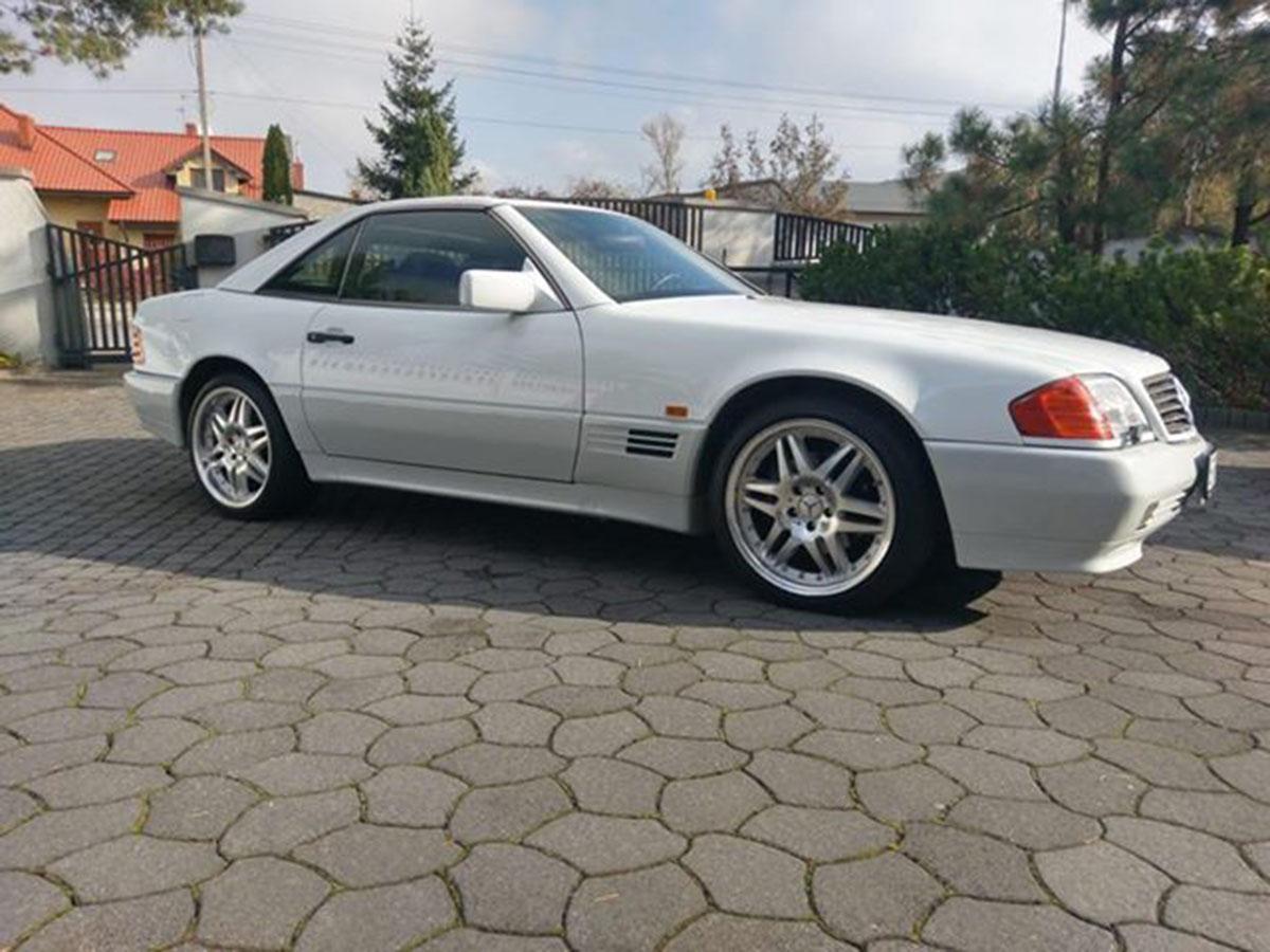 Mercedes 500 SL R129 1991