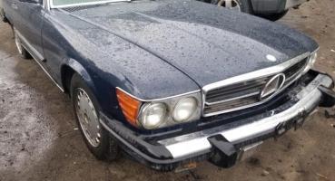 MERCEDES 560SL r107 sl560