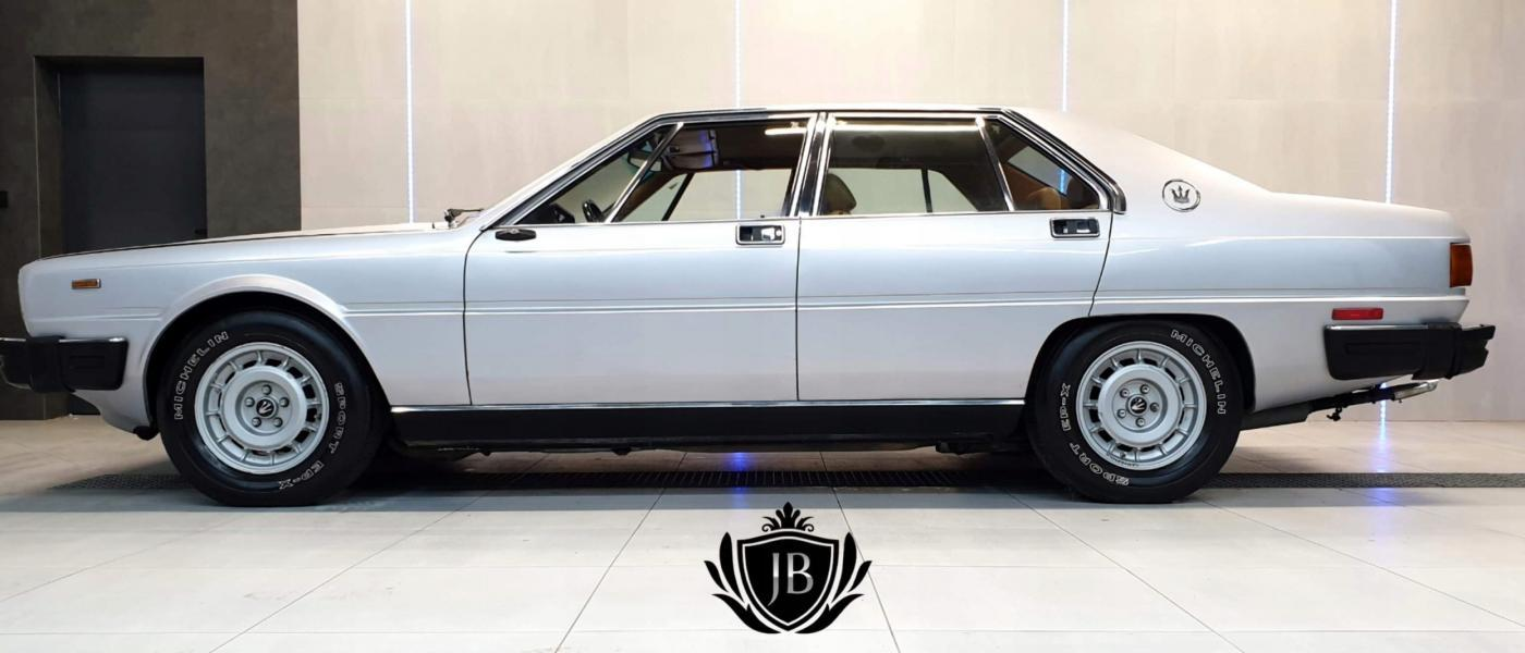 Maserati Quatroporte 1980 v8 ferrari 4,9
