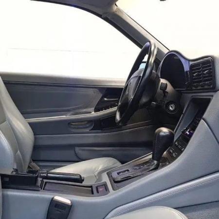 BMW 850 e31 po dużym serwisie
