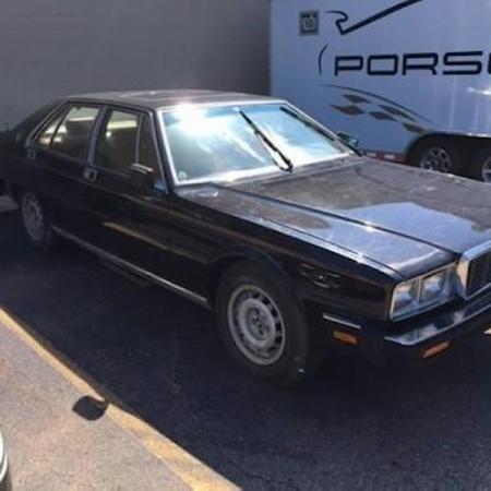 Maserati Quattroporte 1984