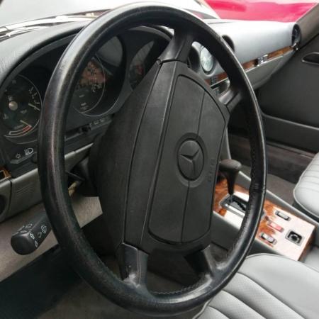 Mercedes SL560 Czarny po renowacji_11