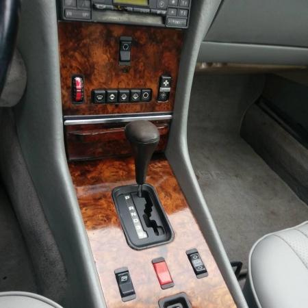 Mercedes SL560 Czarny po renowacji_8