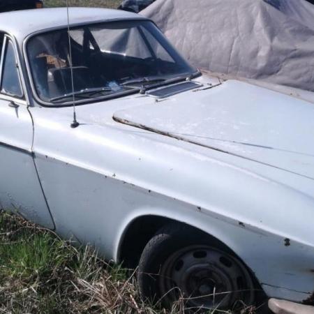 VOLVO P1800 Do renowacji