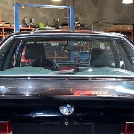 BMW M6 E24 1700 SZT UNIKAT