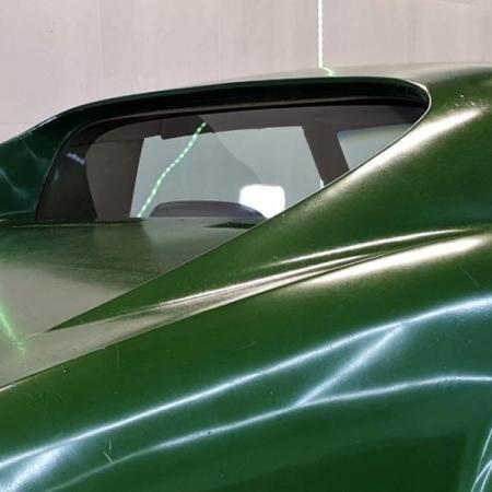Chevrolet corvette c3 1973