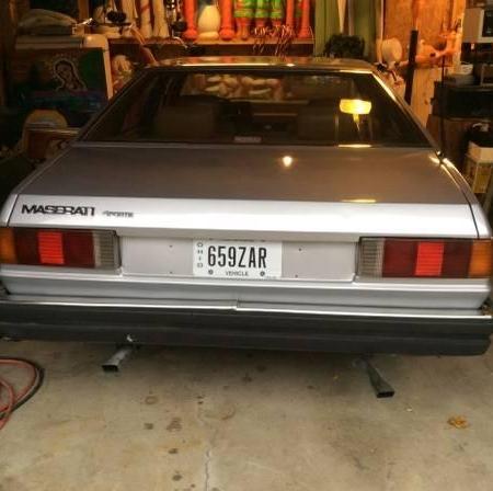 Maserati Quatroporte Car Classic_11
