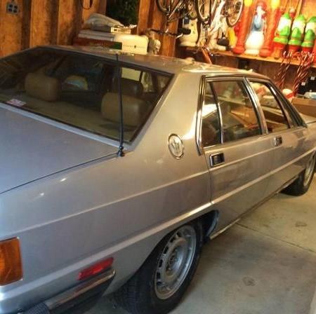 Maserati Quatroporte Car Classic_5