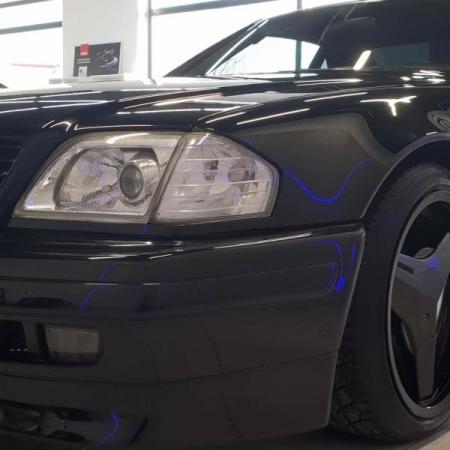 Mercedes 500SL Brabus pakiet Japonia_5