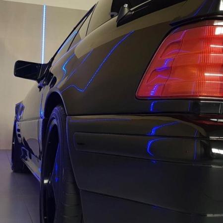 Mercedes 500SL Brabus pakiet Japonia_8