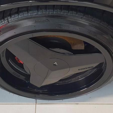 Mercedes 500SL Brabus pakiet Japonia