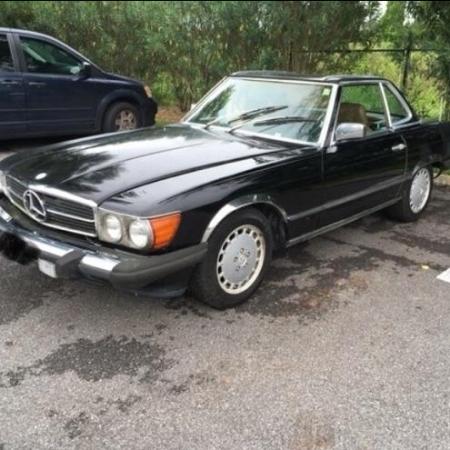 Mercedes 560SL_2