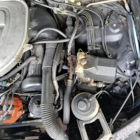 Mercedes SEC 560