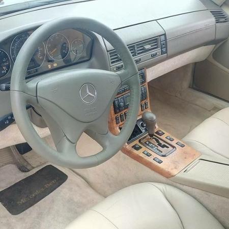 Mercedes SL500 AMG 2001 - Sprzedany - www.car-classic.pl_1