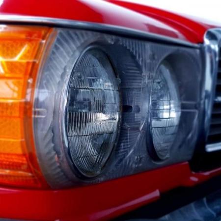 Mercedes SL560 RED_4
