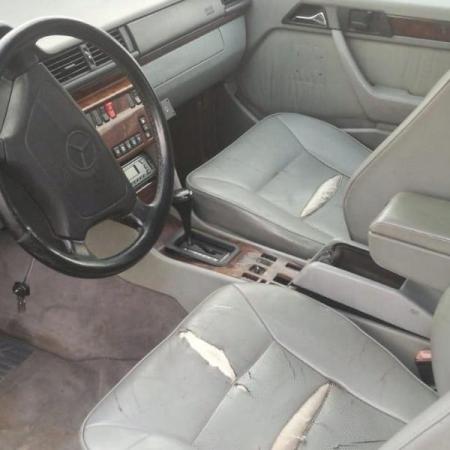 MERCEDES W124 300ce cabrio 3,2 jeden z 700 szt