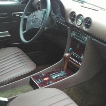 Mercedesl SL560 Beżowy - Sprzedany_2