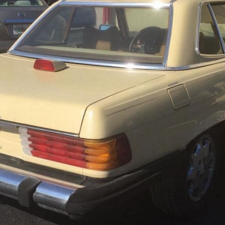 Mercesed 450SL