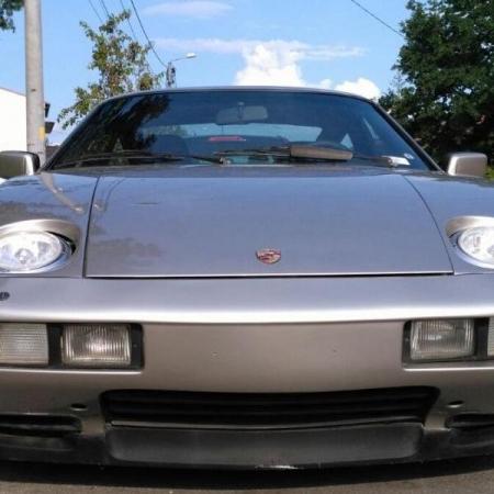 Porsche 928 po renowacji