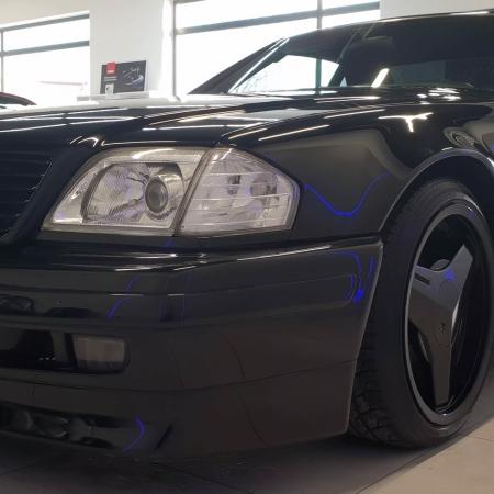Mercedes 500SL Brabus pakiet Japonia_10