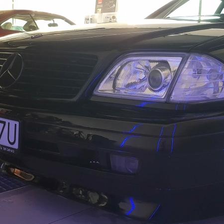 Mercedes 500SL Brabus pakiet Japonia_2