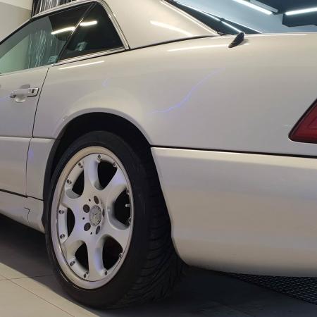Mercedes SL500 SILVER ARROW R129_11