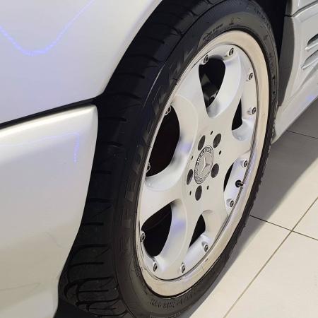Mercedes SL500 SILVER ARROW R129_15