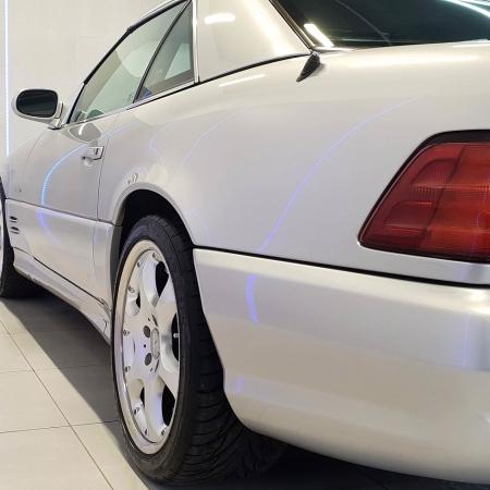 Mercedes SL500 SILVER ARROW R129_1