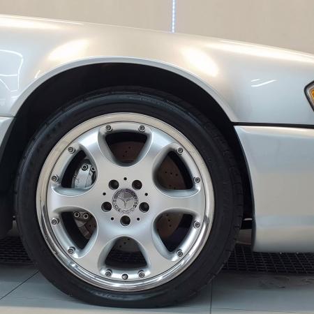Mercedes SL500 SILVER ARROW R129_4