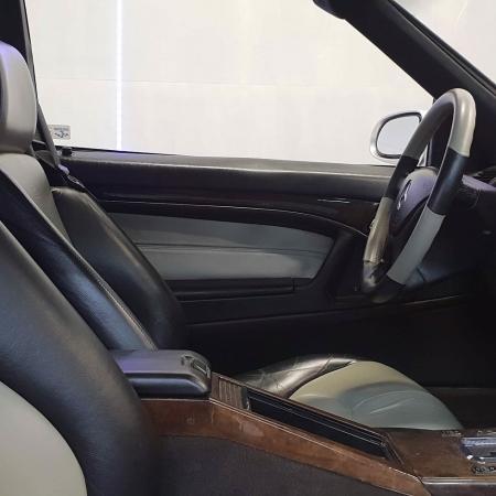 Mercedes SL500 SILVER ARROW R129_7