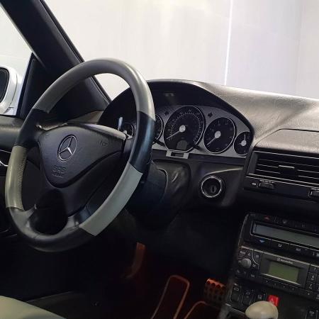 Mercedes SL500 SILVER ARROW R129_8