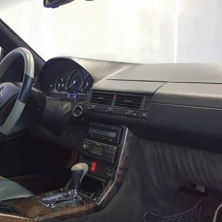 Mercedes SL500 SILVER ARROW R129_9