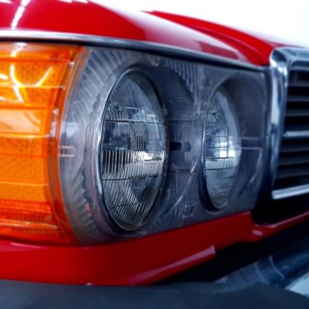 Mercedes SL560 Czerwony po renowacji_6